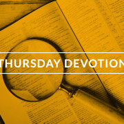 Christian Faith Saves Forever – September 6, 2019 – WELS